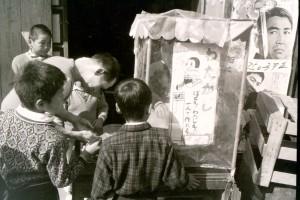 昭和の綿菓子の添え物はアトムと任侠と裕次郎